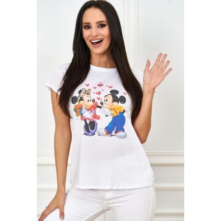 Marškinėliai MICKY MOUSE LOVE