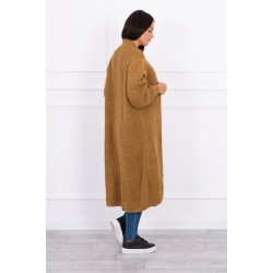 Ilgas megztinis WARM