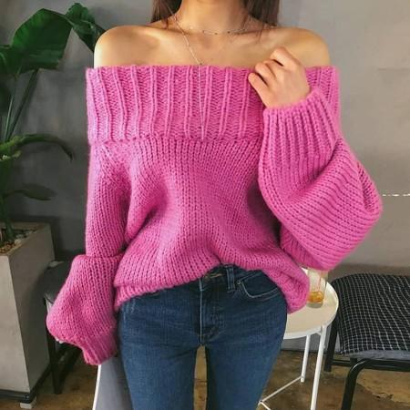 Megztinis PINK