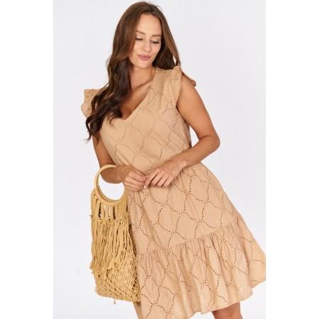 Suknelė BEIGE