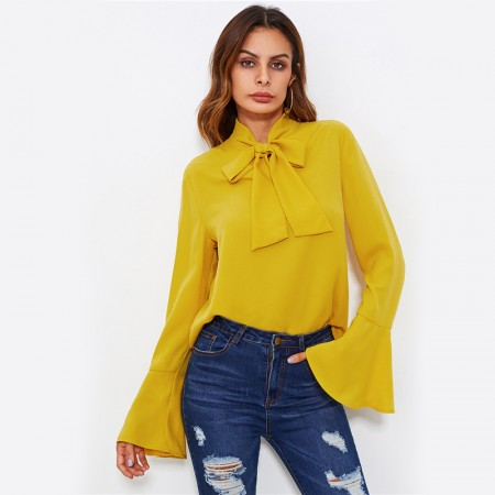 Geltoni marškiniai
